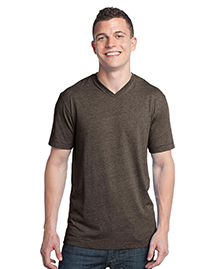 Young Mens Tri-Blend V-Neck Tee DT142V