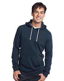 District Threads DT191 Young Mens Core Fleece Pullover Hoodie  at bigntallapparel