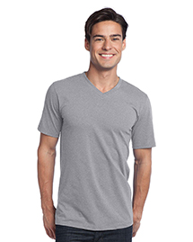 District Threads DT5500 Young Mens Concert V-Neck Tee  at bigntallapparel