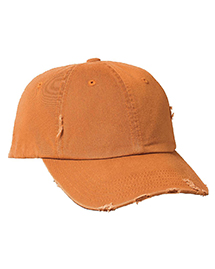 District Threads DT600 Mens Distressed Cap at bign