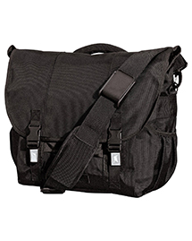 District Threads DT700 Montezuma Messenger Bag at bigntallapparel