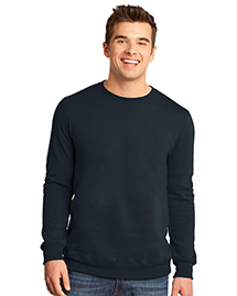 District Threads DT820 District® Young Mens Concert Fleece? Crew at bigntallapparel