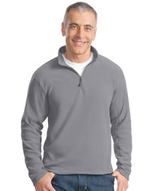 Mens Activo 1/4 Zip Microfleece Jacket