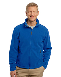 Port Authority F217 Value Fleece Jacket. at bigntallapparel