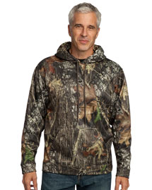 Mens Mossy Oak Sport Wick Hooded SweatShirt