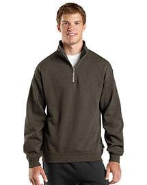 Sport-Tek F253 Mens 1/4 Zip SweatShirt at bigntallapparel