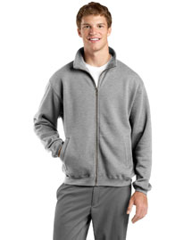 Sport-Tek F259 Mens Full Zip SweatShirt at bigntallapparel