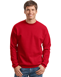 Hanes F260 Mens Ultimate Cotton Crewneck Sweatshirt at bigntallapparel