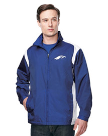 Tri-Mountain J1450 Men's 100% Nylon Jacket at bigntallapparel