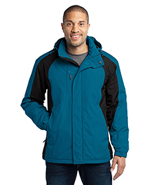 Port Authority J315 Barrier Jacket at bigntallapparel