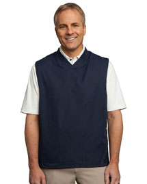 Port Authority J702 Mens Pullover Wind Vest at big