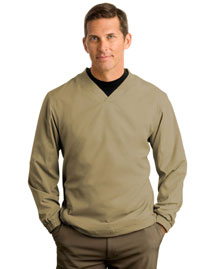 Port Authority J704 Mens Pullover Wind Shirt at bigntallapparel