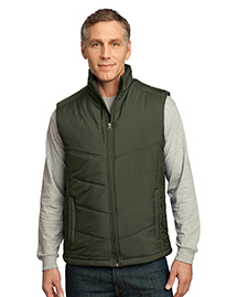 Port Authority Signature J709 Mens Puffy Vest at bigntallapparel