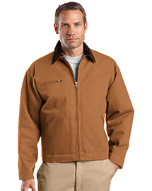 CornerStone J763 Mens Work Jacket at bigntallapparel