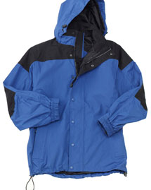 Port Authority Signature J778 Mens Waterproof Adventure Jacket at bigntallapparel