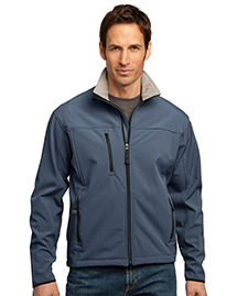 Port Authority J790 Mens Glacier Soft Shell Jacket at bigntallapparel