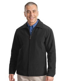 Port Authority Signature J791 Mens Metropolitan Soft Shell Jacket at bigntallapparel