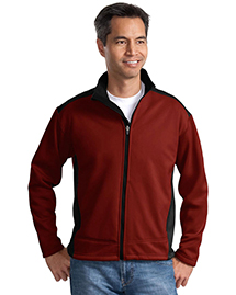 Port Authority J794 Mens Soft Shell Two Tone Jacke