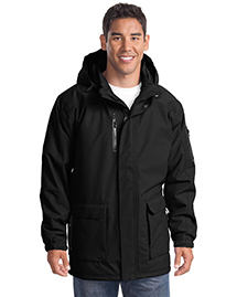Port Authority J799 Mens Heavy Weight Parka at big