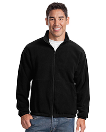 Port Authority JP77 Mens R-Tek Fleece Full Zip Jac