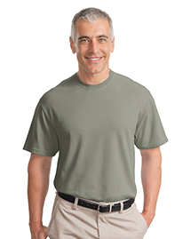 Port Authority Signature K450 Mens Moisture Management T Shirt at bigntallapparel
