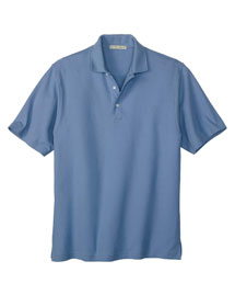 Port Authority K496 Mens 100% Organic Polo Sport S