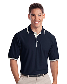 Port Authority K501 Mens Silk Touch Polo Sport Shi