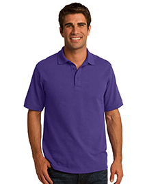 Port & Company KP155 50/50 Pique Polo at bigntallapparel