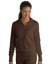Sport-Tek L265 Ladies Full-Zip Hooded Fleece Jacke