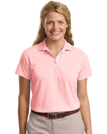 Ladies Rapid Dry™ Polo with Contrast Trim.  L456