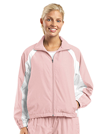 Ladies 5-in-1 Performance Full-Zip Warm-Up Jacket.  L712