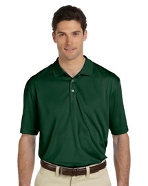 Harriton M353 Men's Double Mesh Sport Shirt at bigntallapparel
