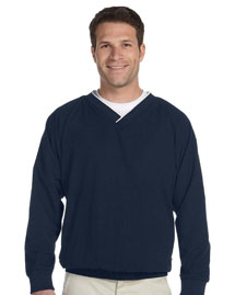 Harriton M700 Mens Microfiber Windshirt at bigntallapparel