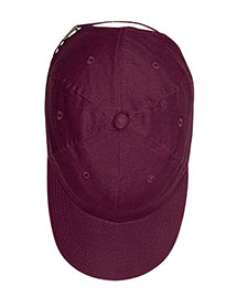 Youth Brushed Cotton Twill Baseball Cap