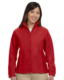Ladies' 8 Oz. Full-Zip Flee...