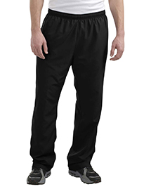 Sport-Tek P712 Mens 5 In 1 Performance Straight Leg Warmup Pant at bigntallapparel