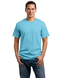 Mens 55 Oz 100% Cotton T Shirt