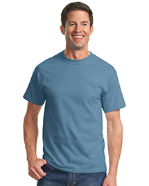 Port & Company PC61 Mens 100% Cotton Essential T S