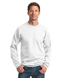 Port & Company PC90 Mens Crewneck SweatShirt at bigntallapparel