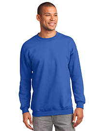 Port & Company PC90T Tall Ultimate Crewneck Sweatshirt at bigntallapparel
