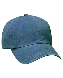 Mens Garment Washed Cap