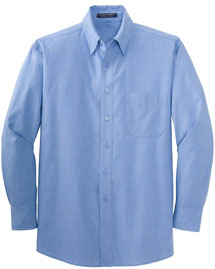 Mens Yarn Dye Pattern Dress Shirt