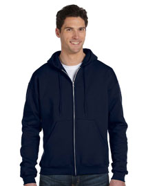 Champion S800 9 oz., 50/50 EcoSmart® Full-Zip Hood at bigntallapparel