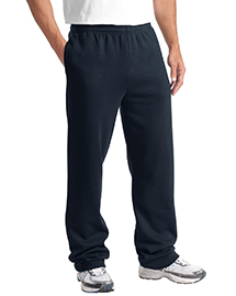Sport-Tek ST257 Mens Open Bottom Sweatpant at bign