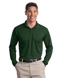 Mens Long Sleeve Micropique Sport Wick ® Sport Shirt
