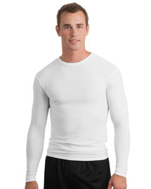 Mens Long Sleeve Compression T Shirt