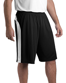 Sport-Tek T479 Mens Dry Zone Colorblock Short at bigntallapparel