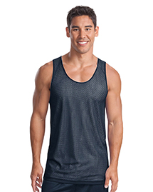 Sport-Tek T500 Mens Reversible Mesh Tank at bignta