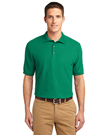 Mens Silk Touch Polo Sport Shirt