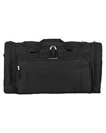 Ultraclub U3906    ® Large Duffel Bag  at bigntallapparel